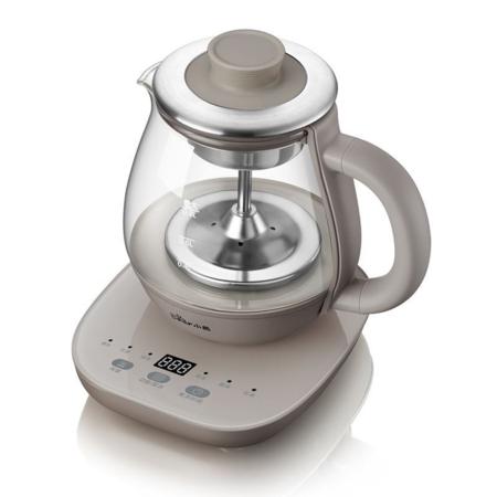 Bear/小熊 ZCQ-A08H2煮茶器煮茶壶家用全自动蒸汽黑茶煮茶器