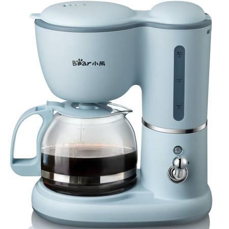 小熊(Bear)咖啡机家用 全自动滴漏式小型泡茶煮美式咖啡壶 KFJ-A06K1