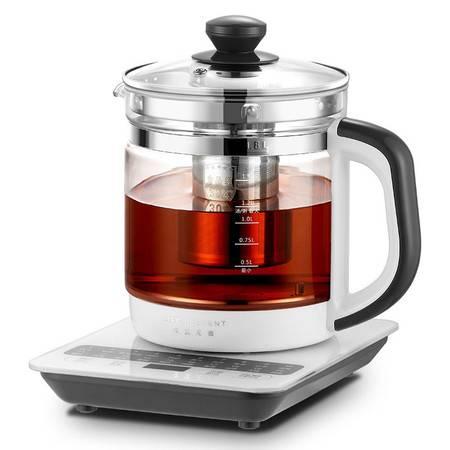 生活元素(LIFE ELEMENT)养生壶1.8L微电脑控制多功能烧水壶养生壶煮茶器D52