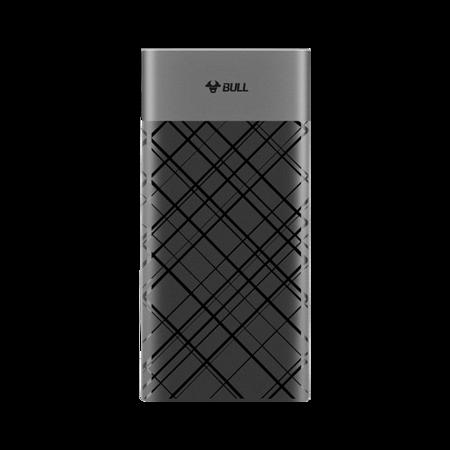 公牛(BULL) 快充移动电源/充电宝/10000毫安/双向快充/type-c输入GNV-PB21