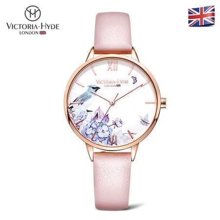 Victoria • Hyde 帕克兰系列 时尚潮流女士皮带石英手表 腕表
