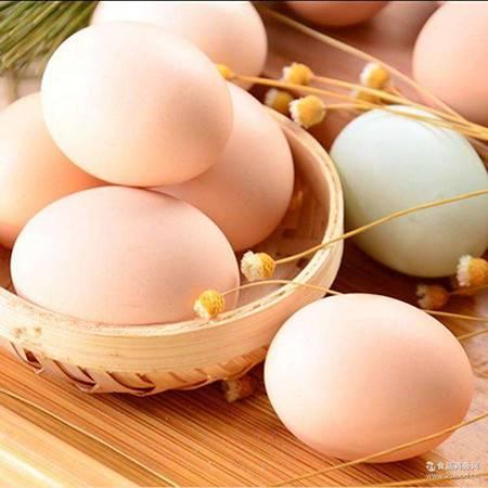 联通专享【巴驿农品】 30枚装正宗农村天然鸡蛋农家散养鸡蛋林下杂粮鸡蛋