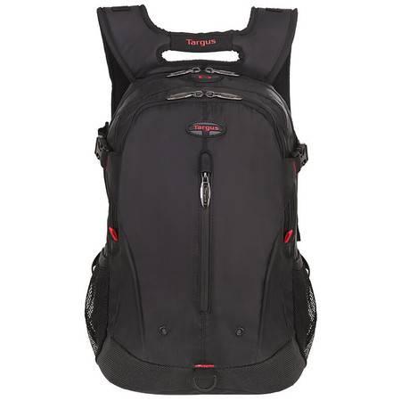 泰格斯/TARGUS双肩包电脑包男女15.6寸多功能涤纶防水大容量旅行休闲背包 黑 TSB226AP