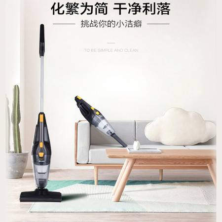 美的/MIDEA 吸尘器手持立式吸尘机便携式家用大功率卧室除尘扫地机 M1-Y