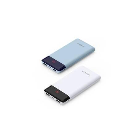 台电 移动电源安卓输入超薄聚合物手机充电宝10000毫安T100UF
