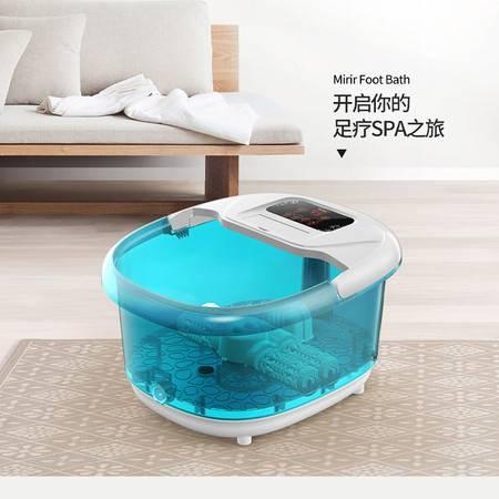 美妙(Mimir) 足浴盆全自动带按摩洗脚桶足浴器家用泡脚盆 MM-18D