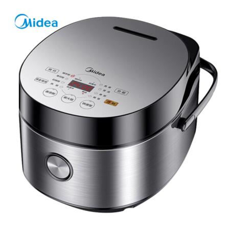 美的/MIDEA 电饭煲电饭锅4L触摸操控智能24小时预约功能电饭煲MB-FB40E511