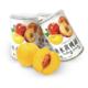 砀山酥梨基地-黄桃罐头