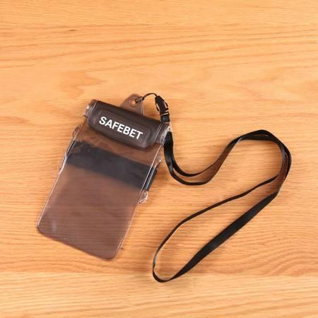 【浙江百货】SAFEBET可触屏户外游泳手臂手机防水袋适合5.5寸以下