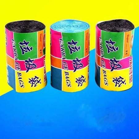 【浙江百货】厨房点断式连卷垃圾袋【6小卷的价格】