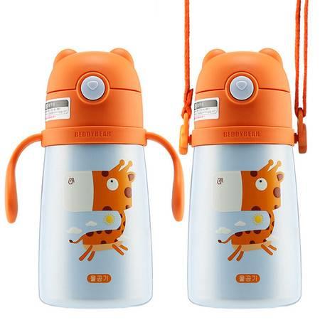 杯具熊 儿童学饮杯斑马,火烈鸟,狮子,长颈鹿