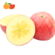 西域美农 西域冰糖心苹果水果 生鲜水果红富士丑苹果3斤整箱装