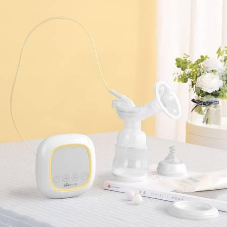 小熊XNQ-A02L5/BEA电动吸奶器 自动挤奶器吸乳器 孕产妇拔奶器吸力大非手动静音