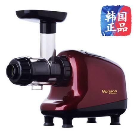 韩国进口正品Hurom/惠人 DH-900 多功能料理手 榨汁 面条 慢磨机