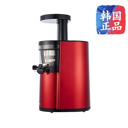hurom/惠人原汁机 TH-1120B(FR)新三代家用全自动榨汁机果汁机 酒红色 原汁机