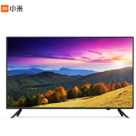 【洛阳金融积分兑换】小米电视4C 40英寸 1GB+4GB 人工智能网络液晶平板电视(邮政网点配送)