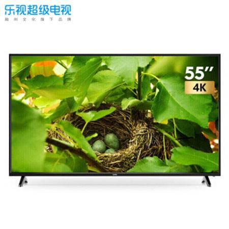 【偃师金融积分兑换】乐视 Y55C 55英寸4K超高清人工智能液晶平板电视 (邮政网点配送)