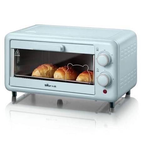小熊 电烤箱家用多功能迷你小烤箱 11L家用容量DKX-D11K3