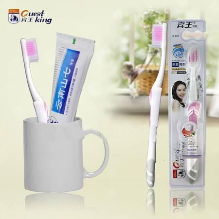 【直供星盟】宾王B607创意时尚型牙刷 6支装