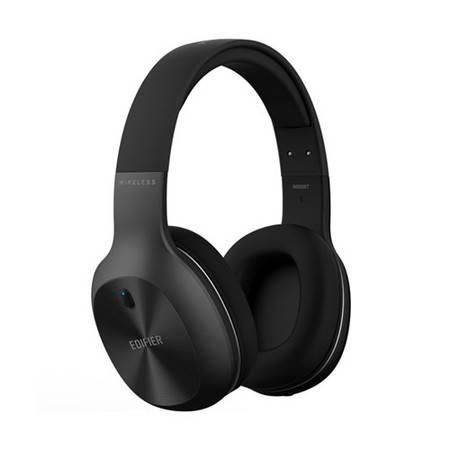 漫步者/EDIFIER W800BT蓝牙耳机双边立体声头戴式运动耳麦