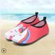 沙滩鞋男女潜水浮潜儿童涉水溯溪游泳鞋软鞋防滑防割赤足贴肤鞋袜