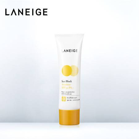 Laneige/兰芝 自然舒润防晒霜SPF30/PA++ 50ml