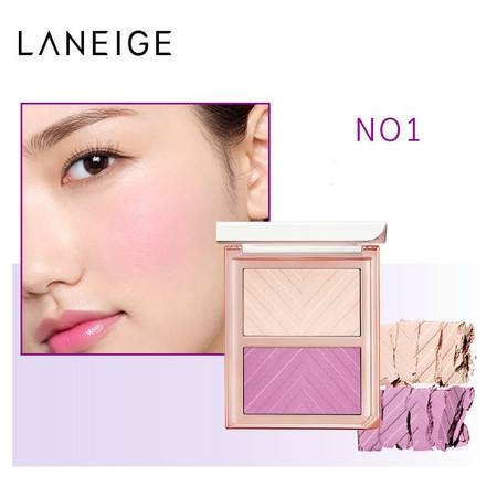 Laneige/兰芝 透亮双色腮红盘