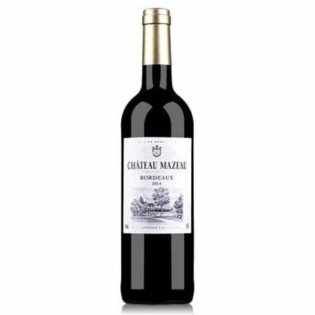 长城天赋葡园法国波尔多AOC干红葡萄酒