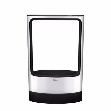 美的/MIDEA 暖风机取暖器家用客厅卧室浴室防水立式无叶电暖器气电热风机扇 HFY20X 新品上市