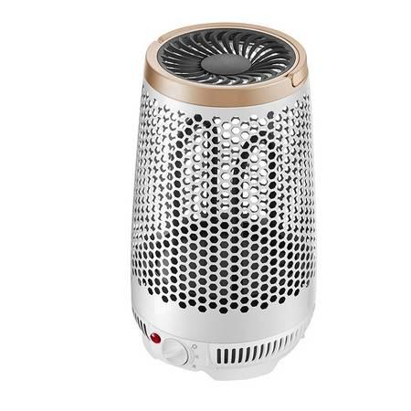 美的/MIDEA 取暖器小暖炉烤火电火炉家用电暖气静音鸟笼式防水速热防烫桌下暖脚器暖风机HD09A1