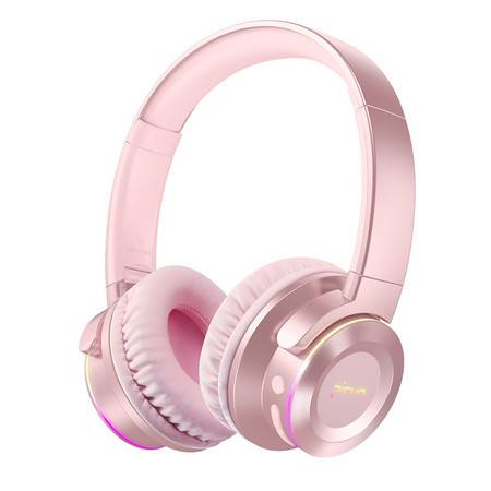 耳机头戴式蓝牙无线双耳听歌专用耳麦少女生时尚可爱潮韩版学生苹果11XS