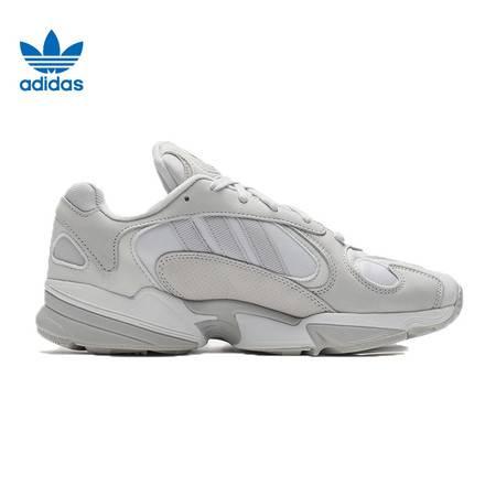 adidas阿迪达斯男鞋三叶草2019冬季新品男子YUNG1老爹鞋休闲鞋EE5320
