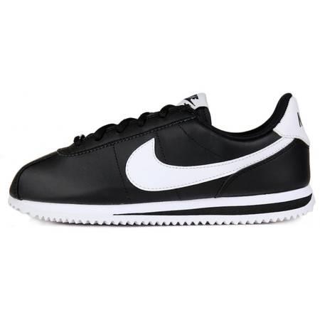 Nike耐克女鞋2019秋季新款CORTEZ黑白阿甘运动鞋休闲鞋904764001