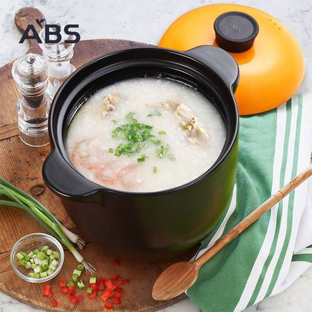 ABS爱彼此 Tagine摩洛哥酷彩系列耐高温陶瓷炖锅(2.25L) 汤煲
