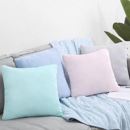 ABS 爱彼此 NiceCool高冷系列抱枕-方形 靠枕