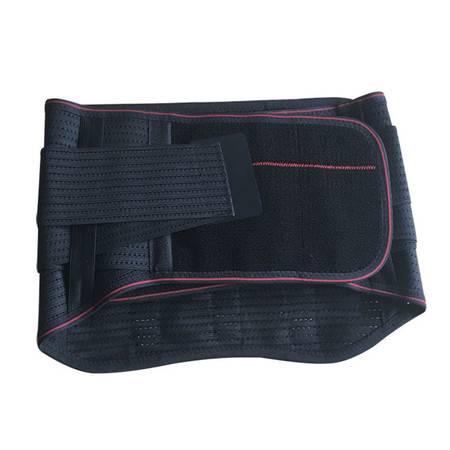 K新款钢板保暖自发热护腰带 按摩保健预防腰椎间盘