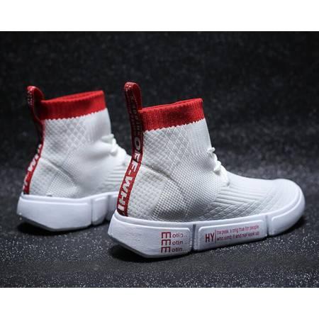 KLins超火的运动鞋女韩版ulzzang夏季透气弹力袜子休闲鞋子丑鞋百搭