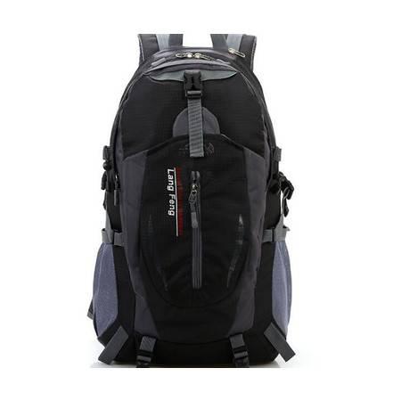 XYF运动休闲旅游背包双肩包男防水大容量旅行登山包包女户外包潮