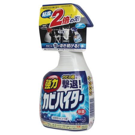 花王墙体清洁剂 400ml 家居 浴室 厕所可用 去污力强 去除异味 日本进口