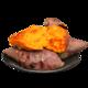 【电商扶贫】故乡食召 农家红薯净重5斤装 现采现挖红心沙地香蜜薯中国农谷特产地瓜番薯