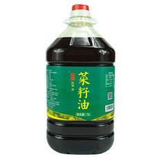 邸铺 5L浓香型 菜籽油 非转基因 菜油 食用油