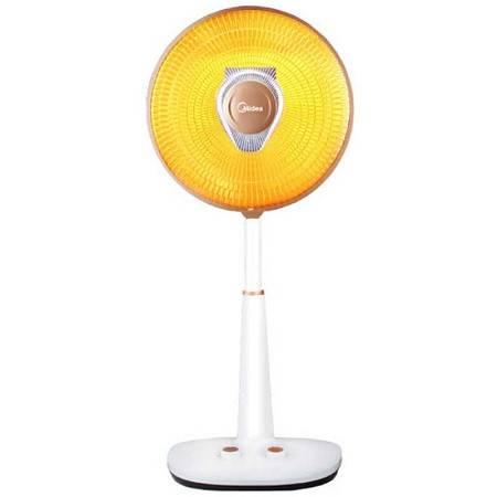 【限信阳地区积分兑换专用,不对外销售】美的(Midea)小暖阳10-15B『暗光陶瓷发热匀热反射罩』