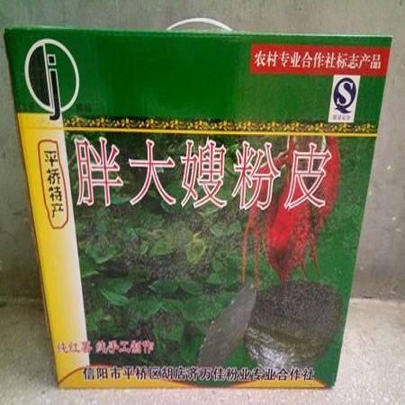 【信阳邮约会~郊区】胖大嫂天然有机粉皮 2500克/箱