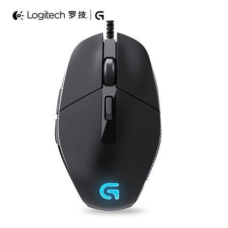 罗技/Logitech G302 有线电竞游戏鼠标多键电脑笔记本游戏有限鼠标