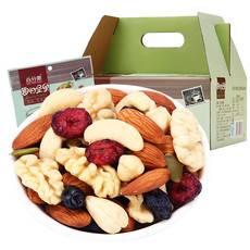 百分果  每日坚果6种混合果仁孕妇零食成人款 750g