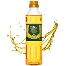 长寿花 金胚玉米油400ML 玉米油食用油