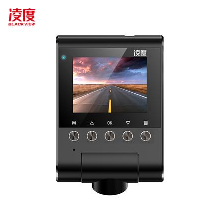 新款凌度S58行车记录仪导航带电子狗隐藏式1080p高清夜视