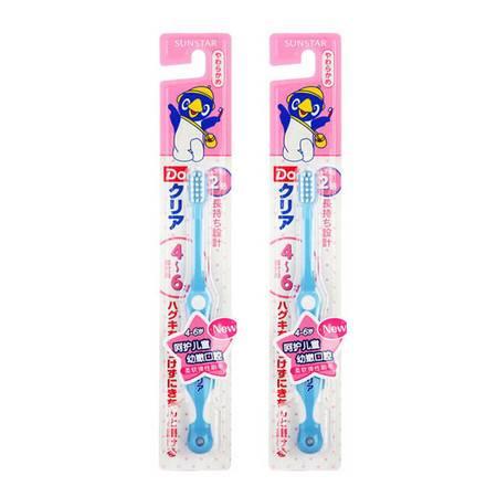 DO Clear儿童牙刷(4-6岁)*2
