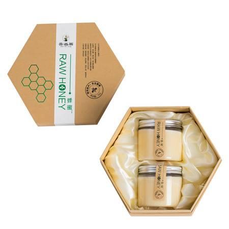 善道翁椴树蜂蜜黑蜂雪蜜1kg礼盒 新