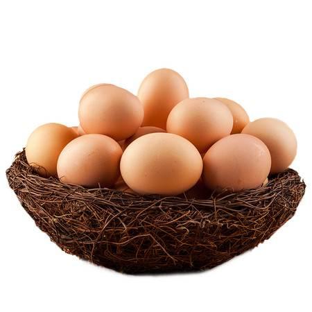 湘西特产沅陵正宗深山土鸡蛋散养鲜鸡蛋30枚包邮